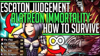 How to Survive a Full Power Escaton Judgement - Alatreon Made Easy - Monster Hunter World Iceborne!