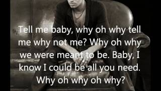 WHY NOT ME - Enrique Iglesias