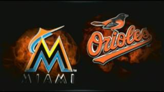 MLB 15 THE SHOW_Marlins @ Orioles (FRANCHISE 2017) GM#17
