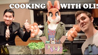 Cooking with Oli- Carrot Stew!