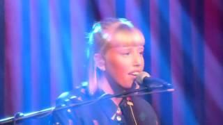 LEA -  Kennst Du das - live Technikum Munich 2015 09 26