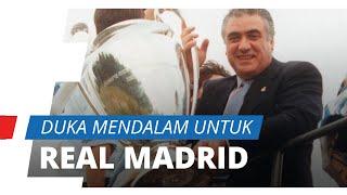 Sudah Terinfeksi Virus Corona, Mantan Presiden Real Madrid Meninggal Dunia
