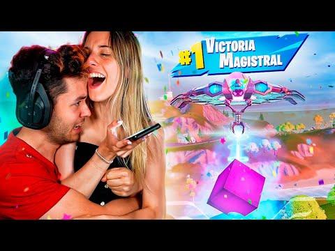 MI PRIMERA VICTORIA EN LA TEMPORADA 7 DE FORTNITE *ME ENFADO* - TheGrefg