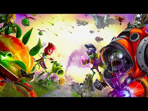 Plants vs Zombies: Garden Warfare 2 | MULTIPLAYER MADNESS