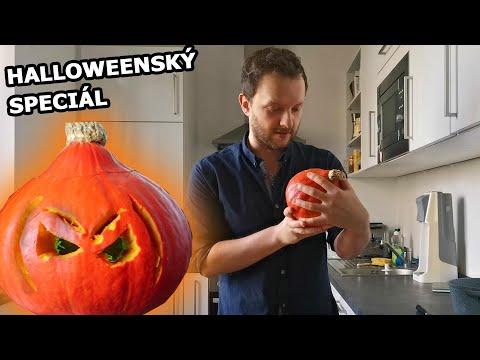 Dušičky, Halloween... Je to jedno. Dýňový speciál! - #SterakVaří