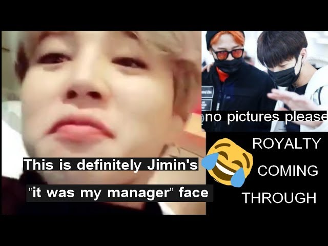Jimin's manager......😏