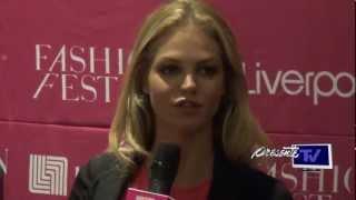 Erin Heatherton, Conferencia De Prensa En Villahermosa, Fashion Fest De Liverpool 2013