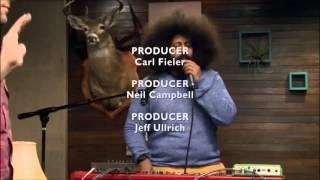 Comedy Bang! Bang! Reggie Watts musical intermissions