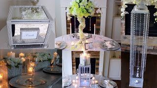 BEST Dollar Tree Wedding Centerpieces DIY  | Top 5 Bling Wedding Centerpieces