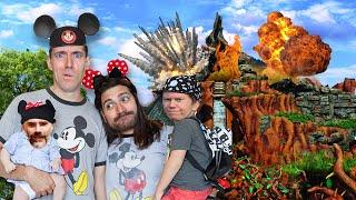 Good Riddance Splash Mountain: Co-Op Adventures Left 4 Dead Disneyland Mod w/ Steve & Larson