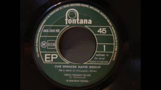 "The Spencer Davis Group - ""Mean Woman Blues"" - Original 45rpm EP - HQ"