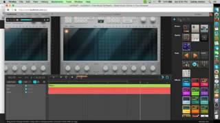 How to make a Travis Scott Type beat (Audiotool Tutorial)