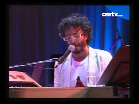 Fito Páez video Cadáver exquisito - CM Vivo 2003