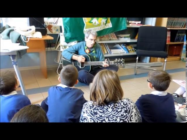 Coro Scuola Primaria Marcellina – video