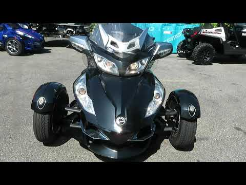 2010 Can-Am Spyder™ RT-S SM5 in Sanford, Florida - Video 1