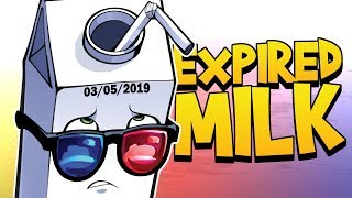 EXPIRED MILK #7 (Leftover Funny Moments)