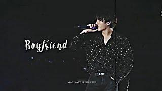 JUNGKOOK [FMV] Boyfriend - Selena Gomez
