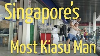 The Most Kiasu Man in Singapore (Ft. Cheok & Elizabeth Boon)