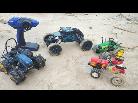 4×4 Offroad Toy Rc Track Unboxing
