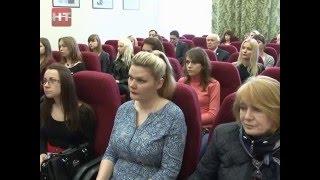 Начался визит в НовГУ  делегации Витебского государственного университета имени Машерова