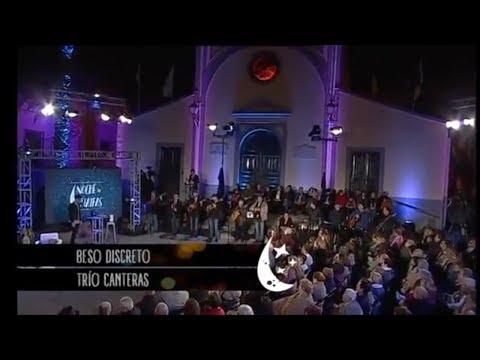 Trio Canteras-Beso discreto