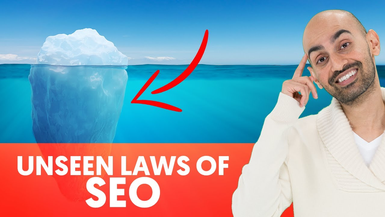 The Three Unseen Laws of SEO