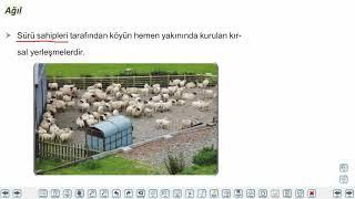Eğitim Vadisi 11.Sınıf Coğrafya 5.Föy Şehirler Ve Etki Alanları Tarihsel Süreçte Şehirler 4 Konu Anlatım Videoları