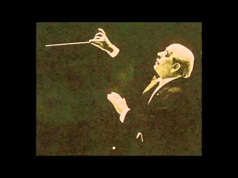 Eugene Ormandy conducts Richard Strauss' Metamorphosen for 23 solo strings