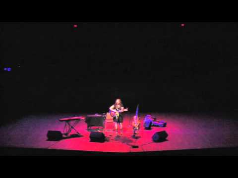 Lindsay May performing Nashville at Farquar Theatre opening for Valdy