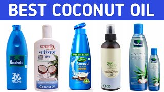Best Coconut Oil For Skin and Hair With Price Available in India