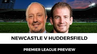 Newcastle United vs Huddersfield Town | Preview