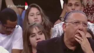 Altas Horas: Galvão Bueno Relembra Morte De Ayrton Senna!