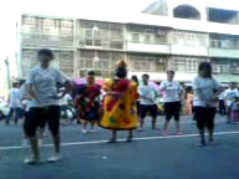 2010年 北港濟世會 小濟公 舞導 農曆三月十九 北港迎媽祖 - 北港迎媽祖