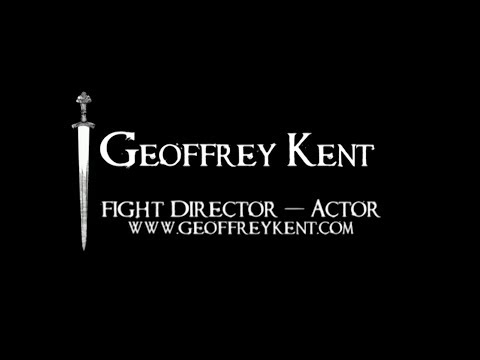 Fight Director Demo Reel