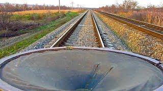✅Как зарядить телефон от ж/д рельс. Замер напряжения на железной дороге.