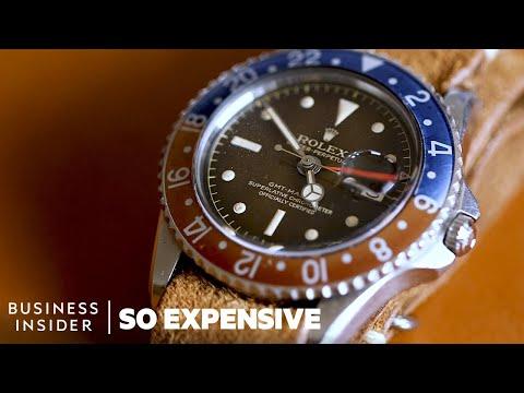 Proč tak draze? | Hodinky Rolex