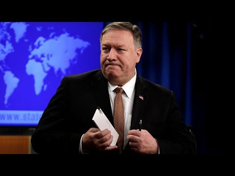 ΗΠΑ: «Τρομοκρατική οργάνωση οι Φρουροί της Επανάστασης του Ιράν»…