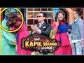 The Kapil Sharma Show : Krushna aka Sapna Kisses R