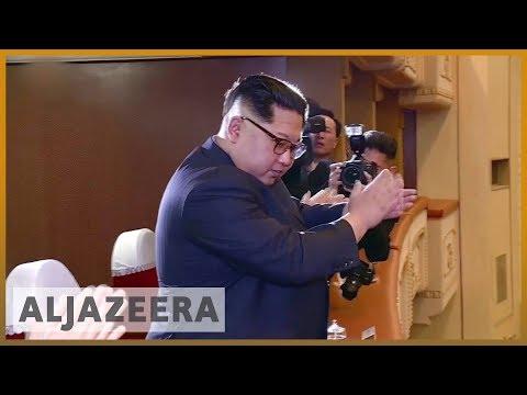 🇰🇵 🇰🇷 S Korean K-pop stars perform for Kim Jong-un in Pyongyang | Al Jazeera English