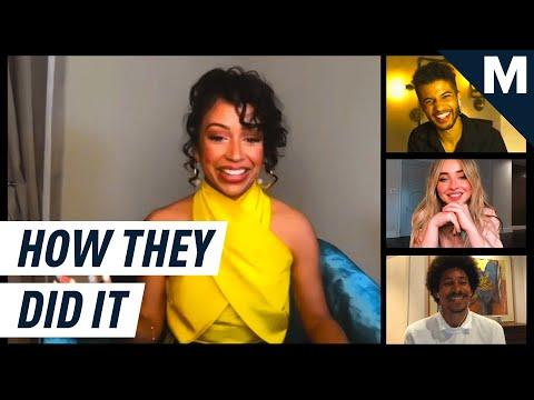 Liza Koshy & 'Work It' Co-Stars Talk About Social Media Domination | Mashable