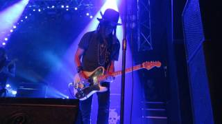 """The Dandy Warhols - """"I love you"""" outtro Madrid 2017.02.10"""