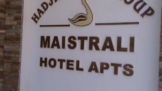 Отдых в Maistrali Hotel Apts, Протарас, Кипр, 2016