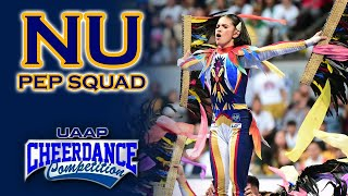 NU Pep Squad - 2019 UAAP CDC with CLEAR MUSIC