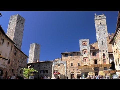 San Gimignano - the medieval Manhattan,