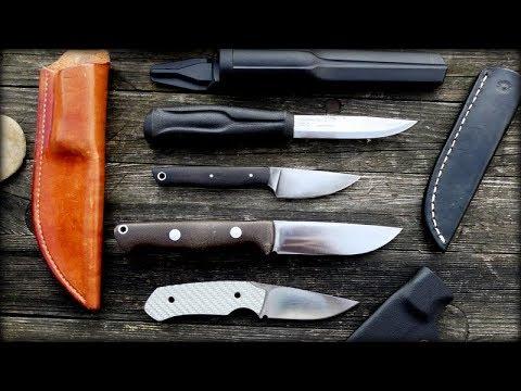 Meine Top 3 Empfehlung für feststehende Messer (Fixed)