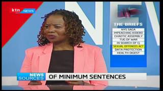News Sources: Judge Nyambue faces JSC in search for Deputy CJ after failing as CJ, 5/10/16 Part 2