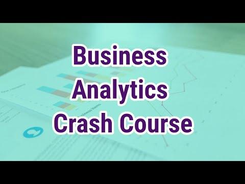 Business Analytics Full Crash Course! - YouTube