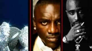 Michael Jackson feat Akon and 2pac - Wanna Be Starting Something