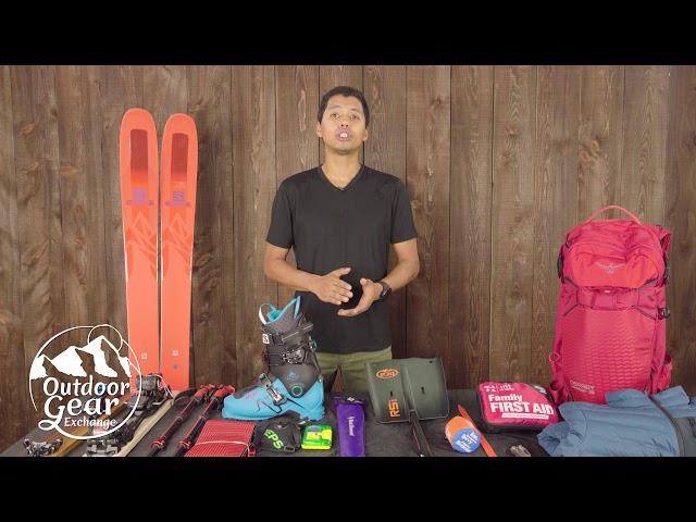 Backcountry Skiing 101