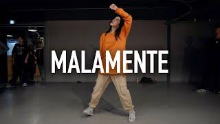 ROSALÍA - MALAMENTE / Tina Boo Choreography